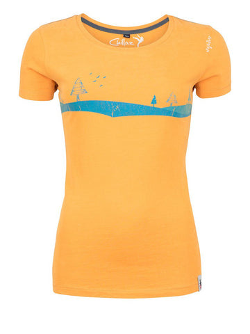 Chillaz T-Shirt Gandia Orange