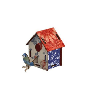 MIHO Bird House Small Countryside Wall Decor