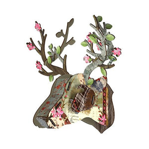 Miho Deer Head Bonsai small