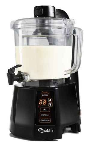 NutraMilk Nut Processor and Butter Maker (UK Plug)