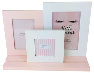 Eyelash Pink 3 Frames On Tray