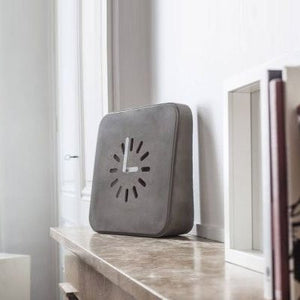 Lyon Beton Cement Clock