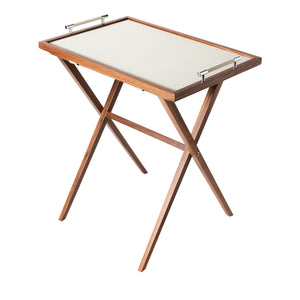 Pinetti Dedalo Tray Table Large White