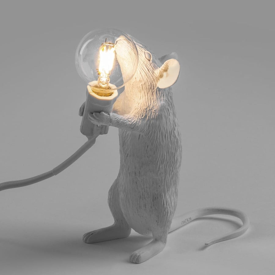 seletti mouse lamp standing