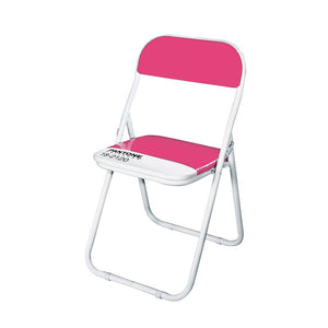 "Seletti ""Pantone® 18-2120"" Metal Folding Chair CM44 H46/79 -Honeysuckle"