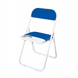 "Seletti ""Pantone® 286"" Metal Folding Chair CM44 H46/79 - Blue"