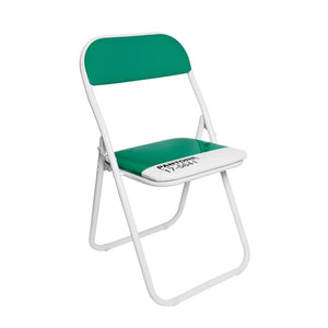 "Seletti ""Pantone® 17-5641"" Metal Folding Chair CM44 H46/79 - Emerald"