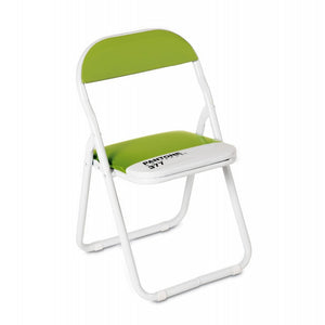 "Seletti ""Pantone® 377""  Metal Folding Baby Chair CM 33 H31/56 - Macaw Green"