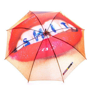 """Toiletpaper""Umbrella  CM58 - Teeth"