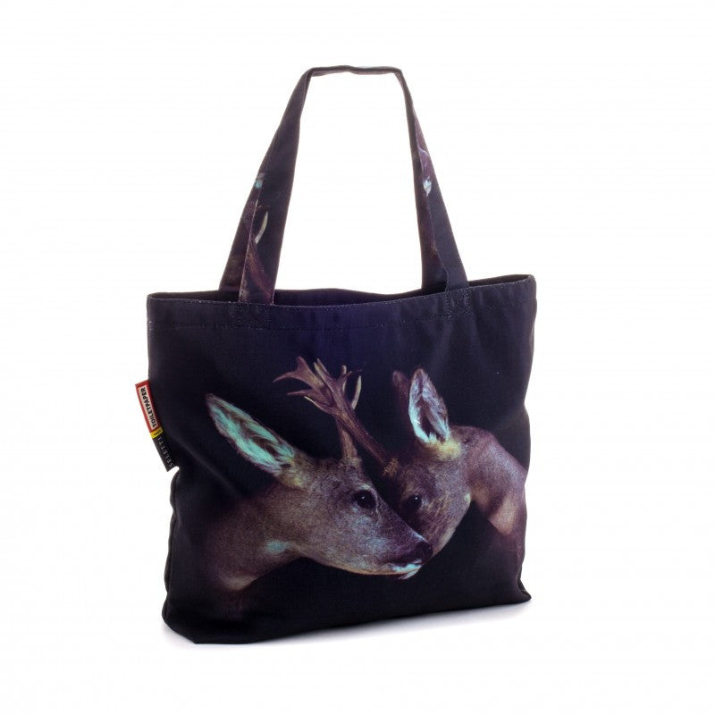 """Toiletpaper"" Tote Deer Bag"