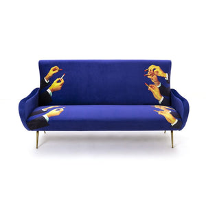 Sofa Three Seater Lipsticks