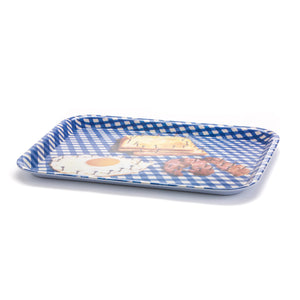 "Seletti ""Toiletpaper"" Breakfast Tray"