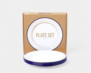 falcon plates set of 4