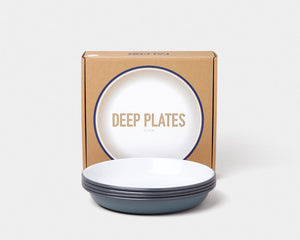 grey falcon deep plates