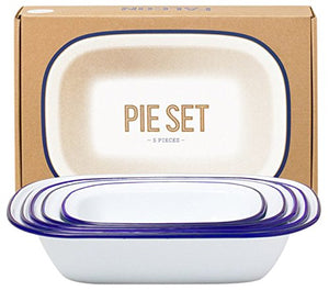 Falcon Pie Set of 5