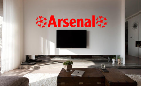 Arsenal FC Wall Art Sticker