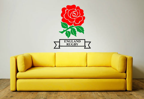 England Rose Wall Art