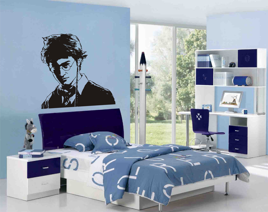 harry potter wall art sticker