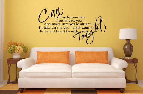 Quotes Wall Art Stickers, song lyrics, sayings, or design your own ...