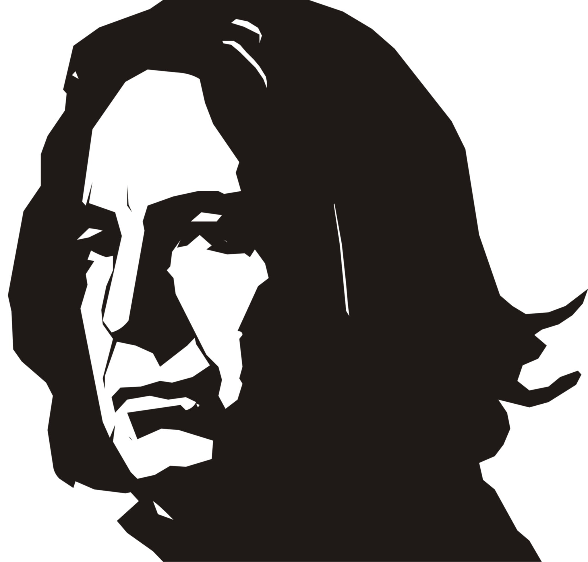 Professor Snape Wall Art Sticker Great Home Decor Decal