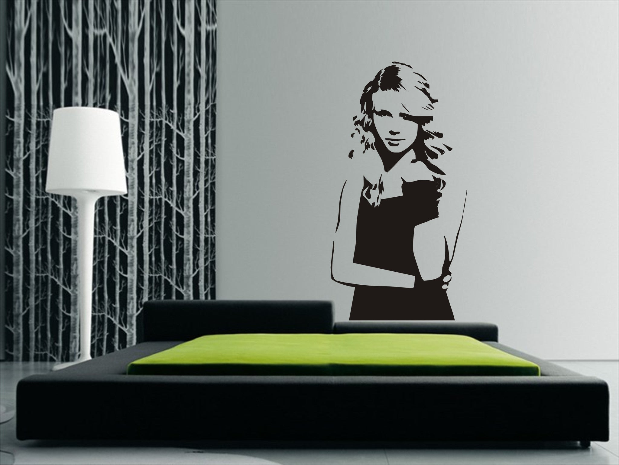 Taylor Swift Wall Art Stickers A Great Decal For Any Room Wall