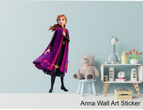 Anna - Frozen II Wall Art Sticker