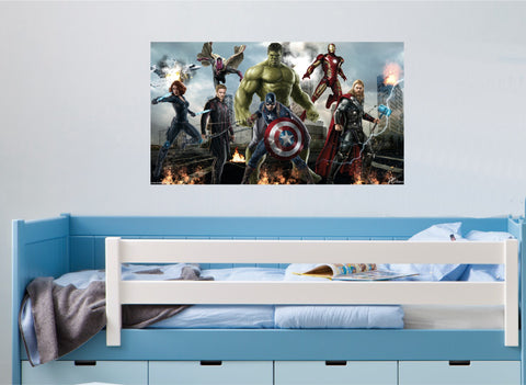 The Avengers Wall Art Sticker