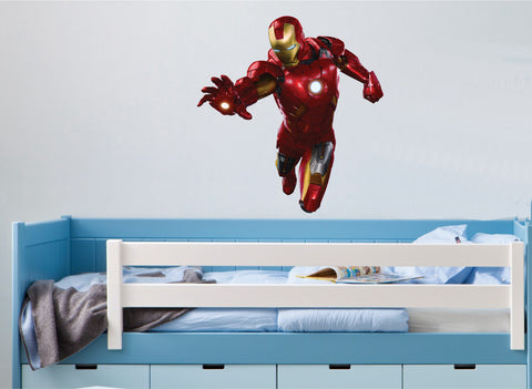 Ironman (Full Colour Wall Sticker)