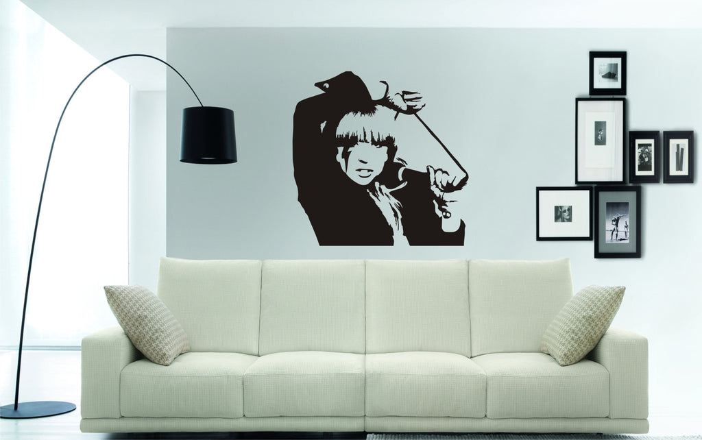 Lady gaga Wall Art