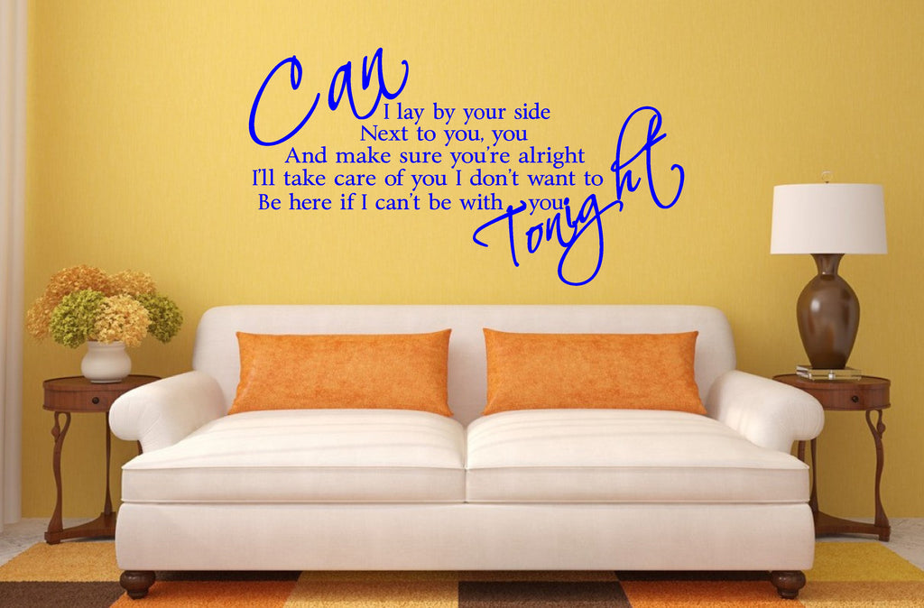 Cool Chasing Cars Lyrics Wall Art Ideas - Wall Art Design ...