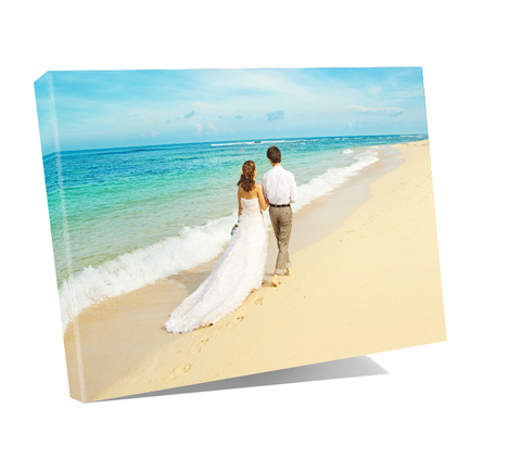 "A3 Canvas Prints (12"" x 16"" x 1.5"" deep box frame) YOUR PHOTO OR PICTURE"