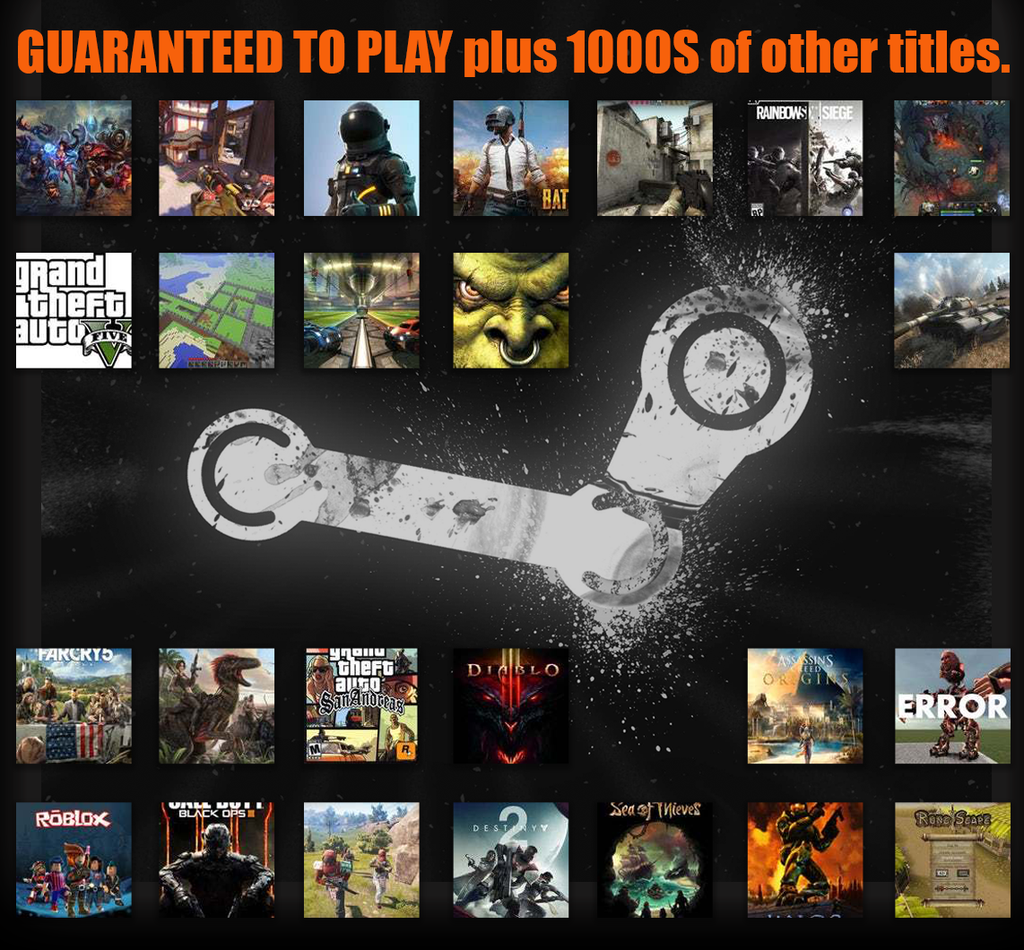 playable games