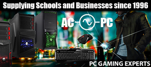 Gaming & Custom PCs (AC Technology)