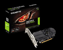 GIGABYTE GeForce® GTX 1050 Ti OC Low Profile 4GB GRAPHICS CARD