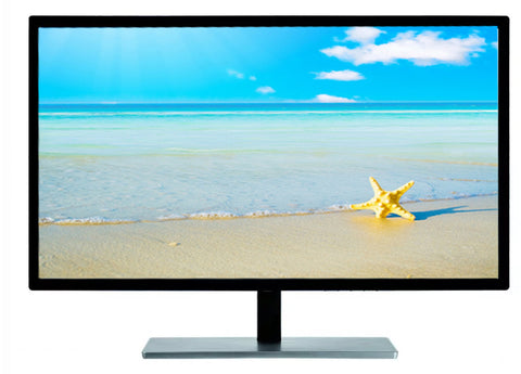 "NEW Boxed 28"" 4k Widescreen 1ms HDMI  VGA DVI Monitor to add to PC deals - Web Only"