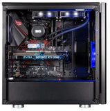 Gaming PC with 9th Gen Intel Core i7 9700F Coffee Lake and NVIDIA RTX 2080 Super