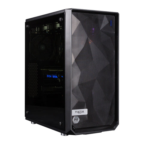 Gaming PC with NVIDIA RTX 2080 Ti and Intel Core i7 9700F