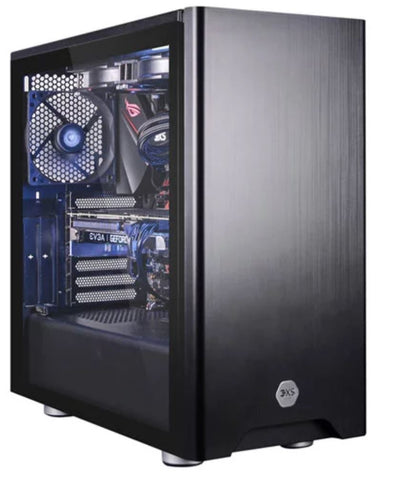 High End Gaming PC with NVIDIA GeForce RTX 2070 Super and Intel Core i7 9700F ACS207