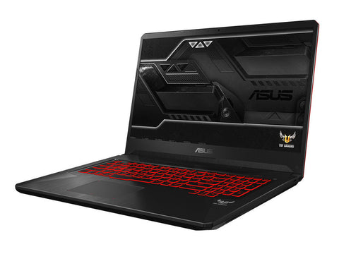 "Gaming Laptop Asus Radeon 5 RX 560x 17.3"" HDD & SDD ACL39"