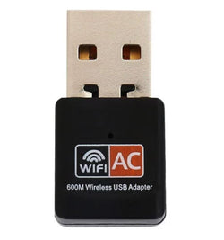 WiFi USB 11AC Dual Band Adaptor 600MB/s 2.4/5GHz