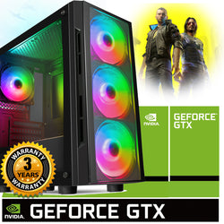 NEW!! 10TH Gen i3 i5 i7 16GB 1650 1660 3060 3070 Options Gaming PC AC285