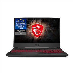 MSI GAMING LAPTOP Intel Core i7 16GB Memory GTX 1660 Ti Graphics Card ACL34
