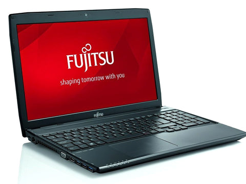 "Ex Display Fujitsu A544 Laptop Core i3 15.6"" Windows 10 - see note"