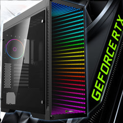 ONE OFF DEAL CORE I7 32GB RTX 3070 GAMING PC AC471