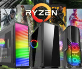 Ryzen 5 3600 AMD RX VEGA 56 16GB Gaming PC SSD Case Choice SPO