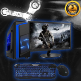 NEW!! Full System Core i5 GTX 1050TI  or 1650  Gaming PC-  3yr warranty