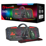 MARVO Scorpion 4 in 1 Bundle Keyboard Mouse Headset & Mat SPO