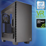 NEW!! VR and 4K Ready Extreme Gaming PC Intel Skylake X Core i9 7920X NVIDIA GTX 1080 Ti