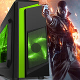 NEW!!! FORTNITE STEAM GAMING PC - connects to TV or monitor  8GB SPO AC106