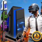 NEW!! 8GB CORE I5 GTX 1650 1TB GAMING PC CONNECT TO TV OR MONITOR SSD OPTION